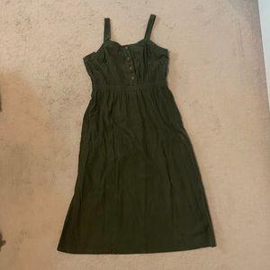 Universal thread maxi dress size m